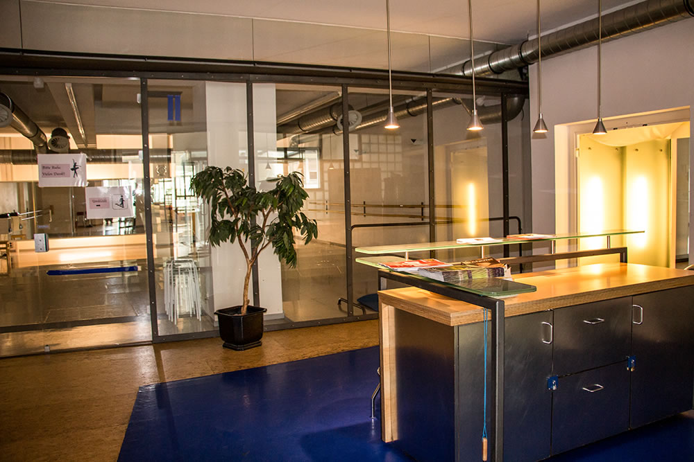 Studio 2 Tanzprojekt München